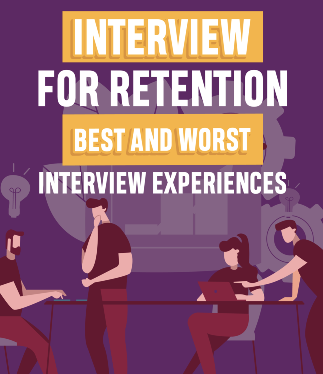 Interview for Retention Infographic