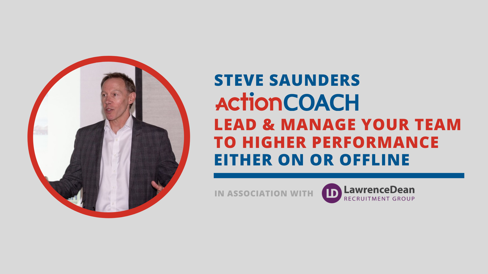 Steve Saunders Action Coach